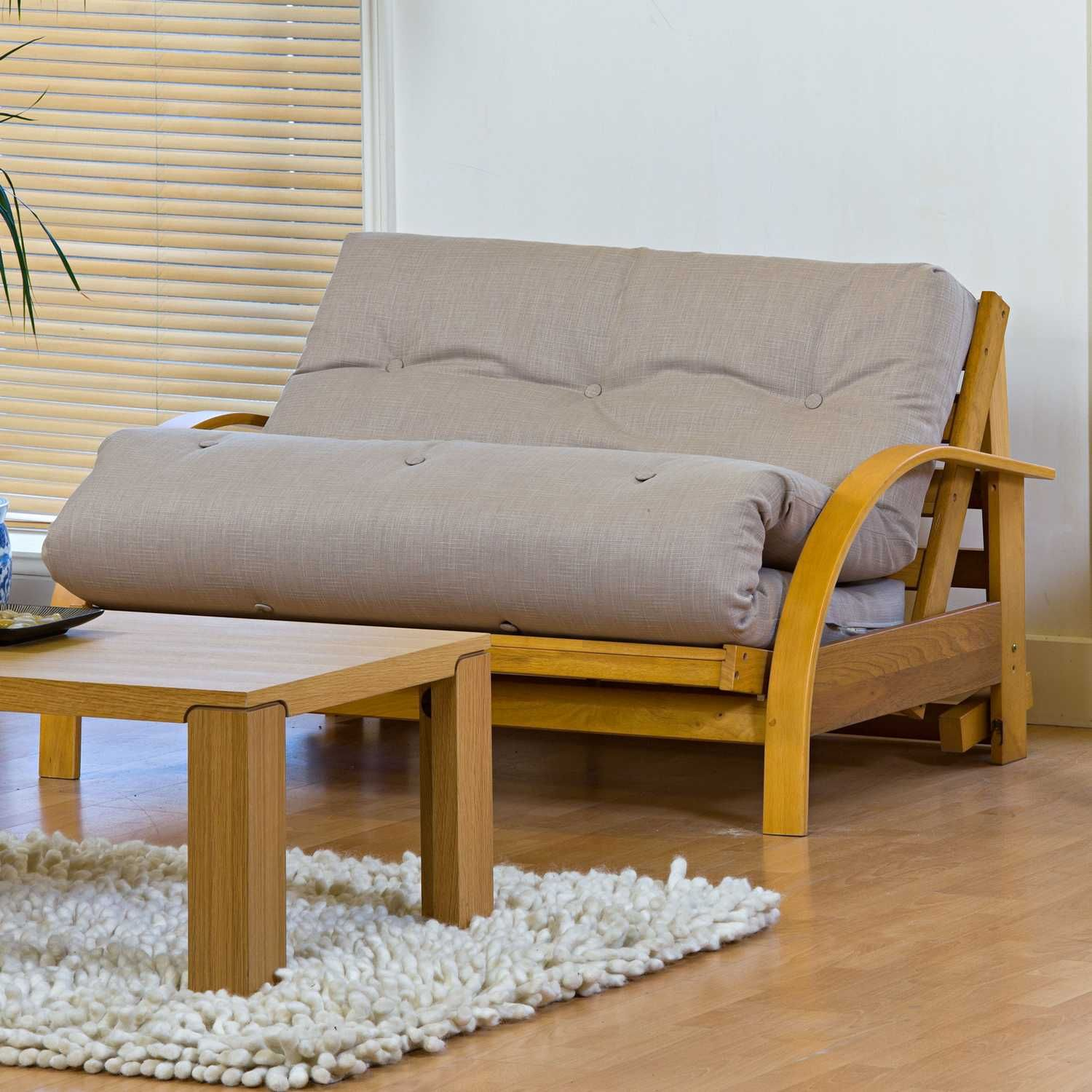 The New York 4ft Futon Base Only Living Room Sofas
