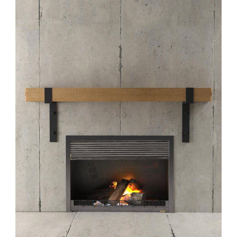 Bartholomew Fireplace Shelf Mantel In 2020 Fireplace Shelves