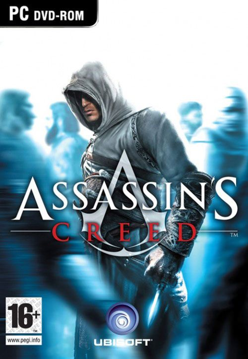 Assassin's Creed game cover | Logos | Assassins creed game