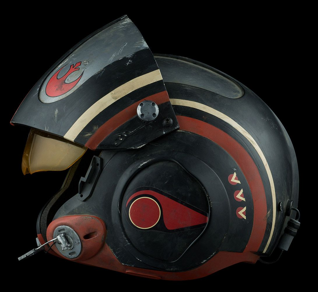 Star Wars The Force Awakens Poe Dameron X Wing Helmet Star Wars Helmet Star Wars Collection Star Wars Fandom