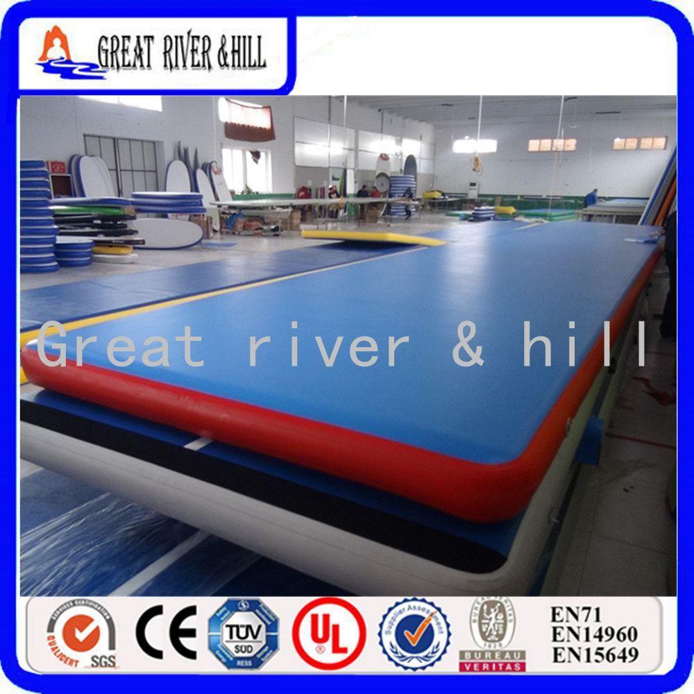10mx2mx0 2mgymnastics Equipment Tumble Track Inflatable Air Mat