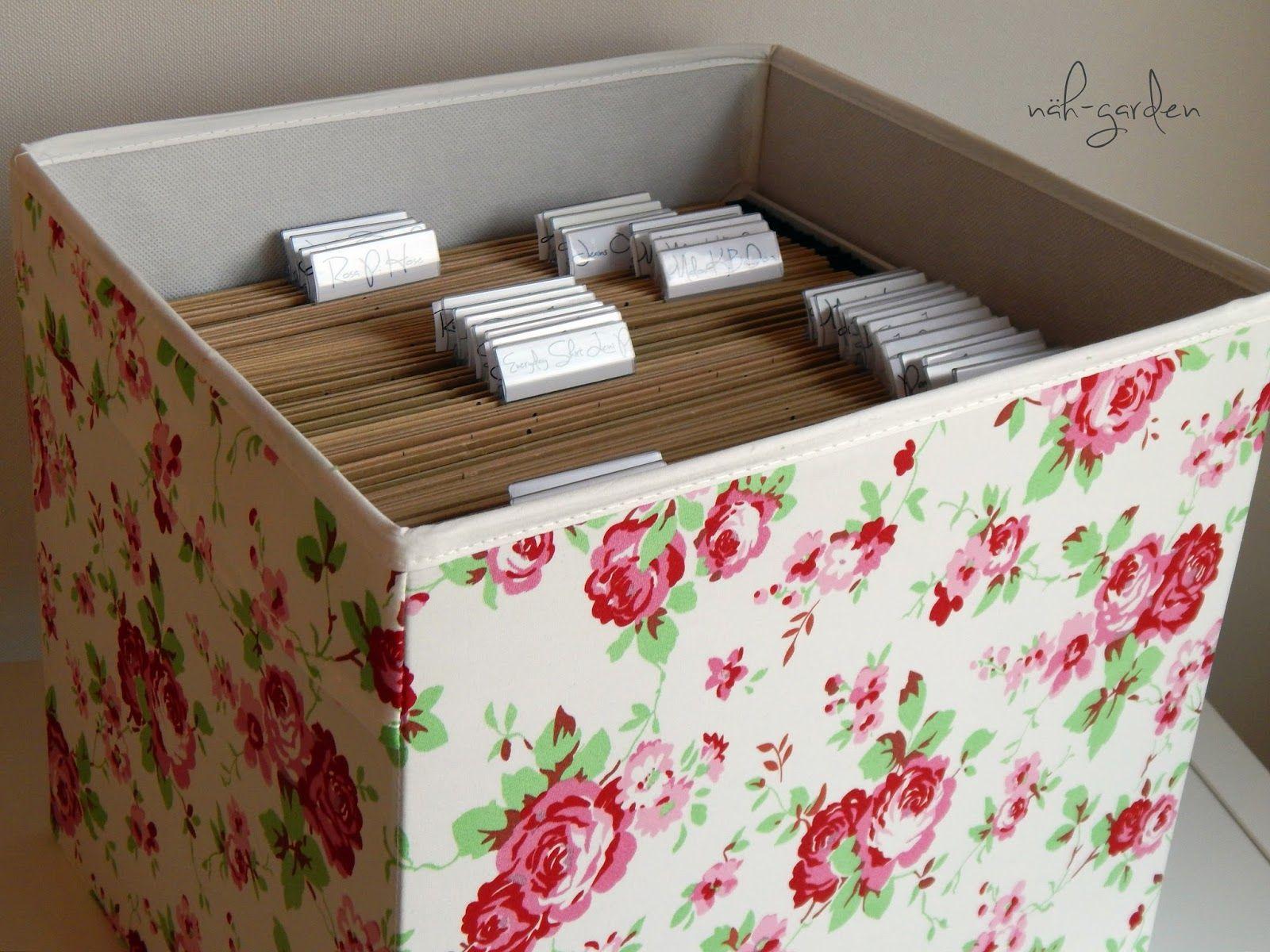 schnittmuster aufbewahren anleitungen pinterest schnittmuster n hzimmer und n hen. Black Bedroom Furniture Sets. Home Design Ideas