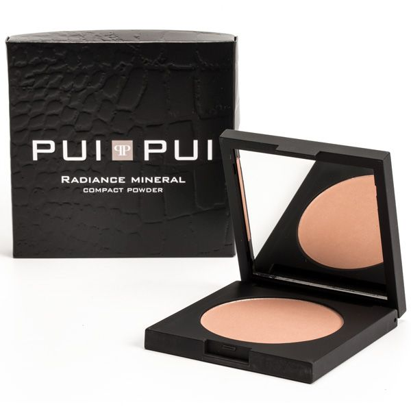 Pui Pui Radiance Mineral Compact Powder; Buono - ref. 25413