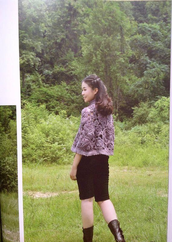 Мобильный LiveInternet Журнал «Crochet Sweater Elegant vol 12 Easy Crochet». | TVORYU - Дневник TVORYU |