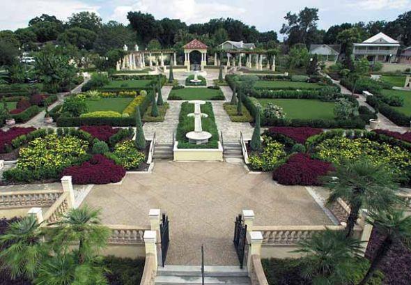 Hollis Gardens Lakeland Possible Wedding Ceremony Venue
