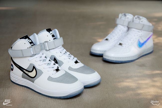 "online store 4e401 97539 Nike Lunar Force 1 High QS ""WOW"""