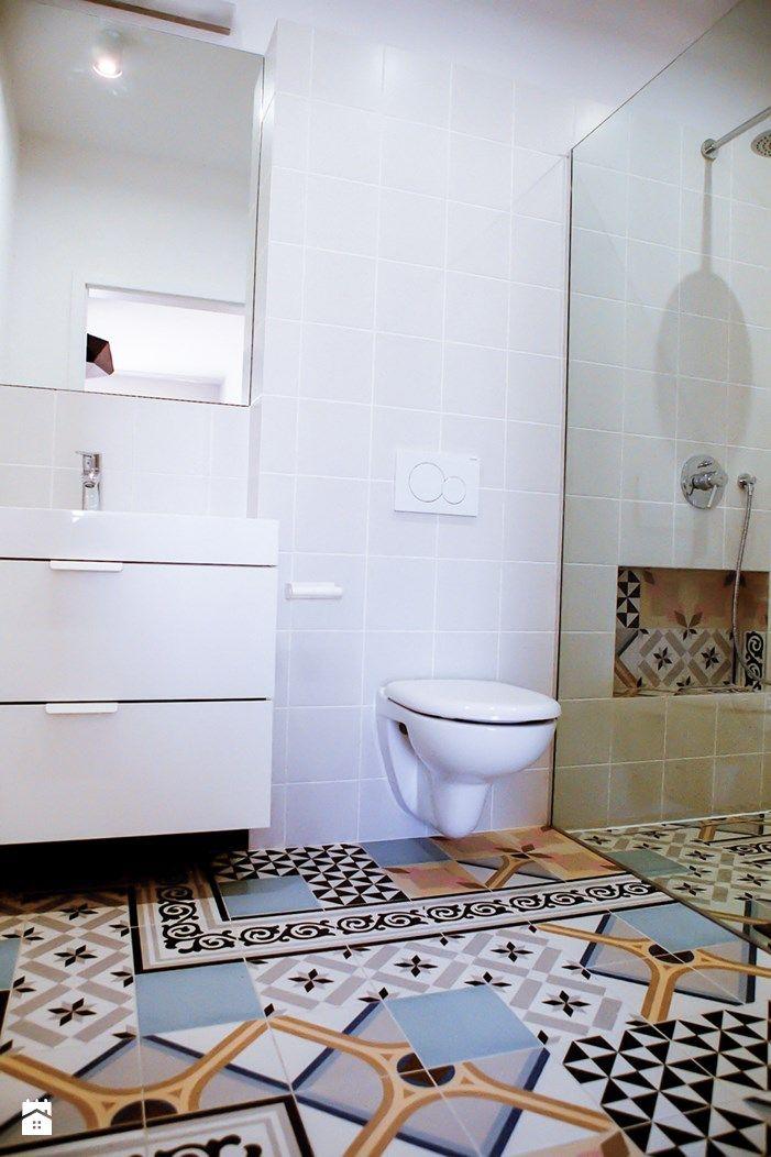 Unique Tile for Bathroom Floor and Walls