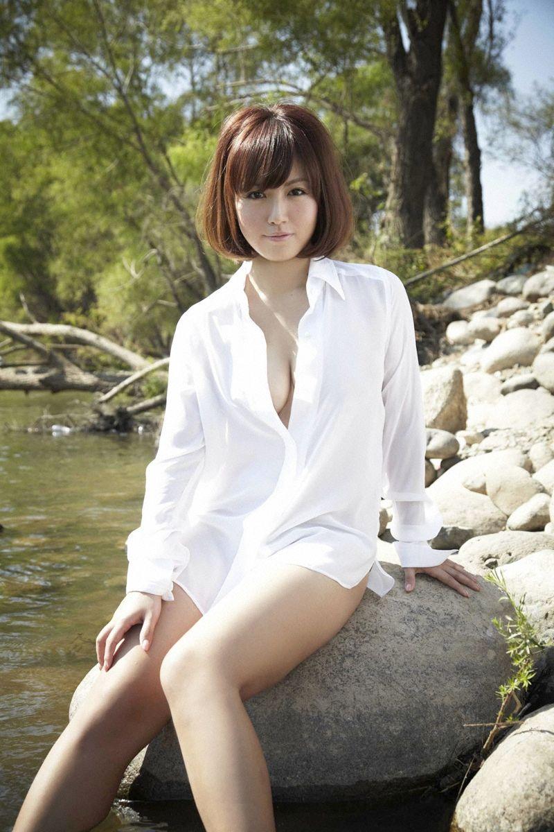Sayaka Isoyama Nude Photos 23