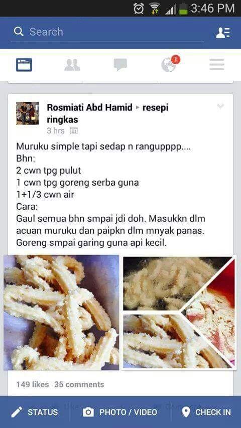 Maruku Food Snacks Recipes