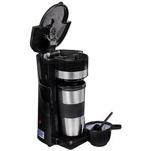 Living Solutions Single Serve Coffee Maker - http://hotcoffeepods.com/living-solutions-single-serve-coffee-maker/
