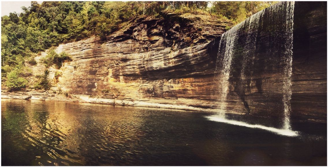 Upper 76 Falls | Lake, Cumberland, Outdoor