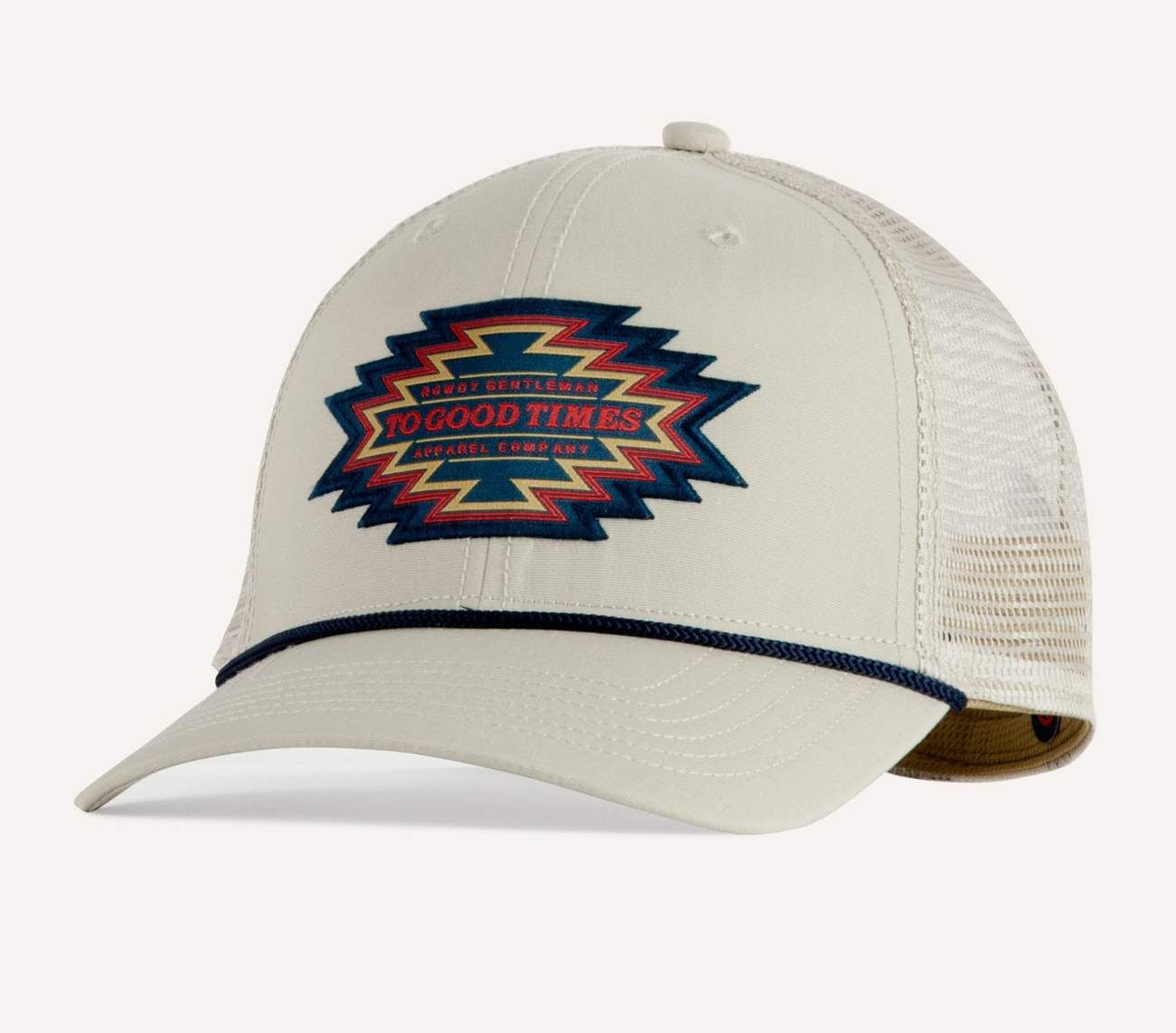 Rowdy Gentleman Good Spirit Rope Hat – Man Outfitters  e3c0dc437f63