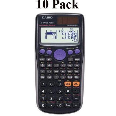 Fx300esplus Teacher Pack Is 10 Fx 300esplus Scientific Calculators 1 Poster 1 Teacher Resource Book Fx 3 Scientific Calculators Calculator Calculators