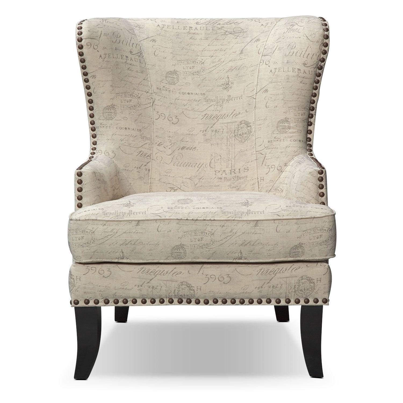 Marseille Accent Chair Value City Furniture Antique Furniture
