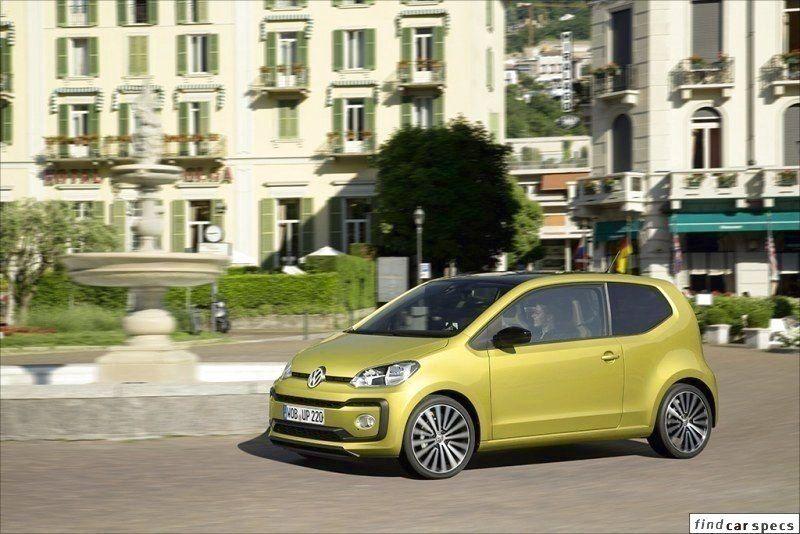 Volkswagen Up Up Facelift 2016 1 0 60 Hp Petrol
