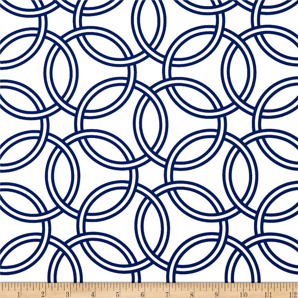 Michael Miller Bekko Home Decor Swirl Midnight Blue | Party/Presents ...