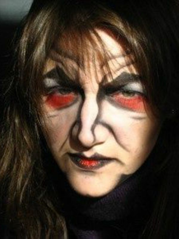 maquillage de sorcière de Halloween Tag Image, Diy Halloween, Special  Effects Makeup, Costume