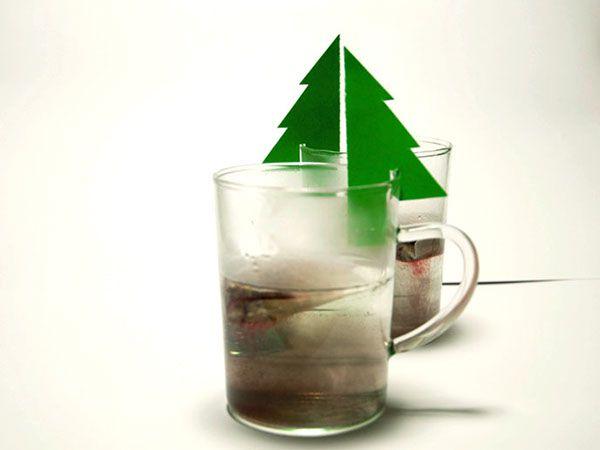 Christmas Tea packaging on Behance