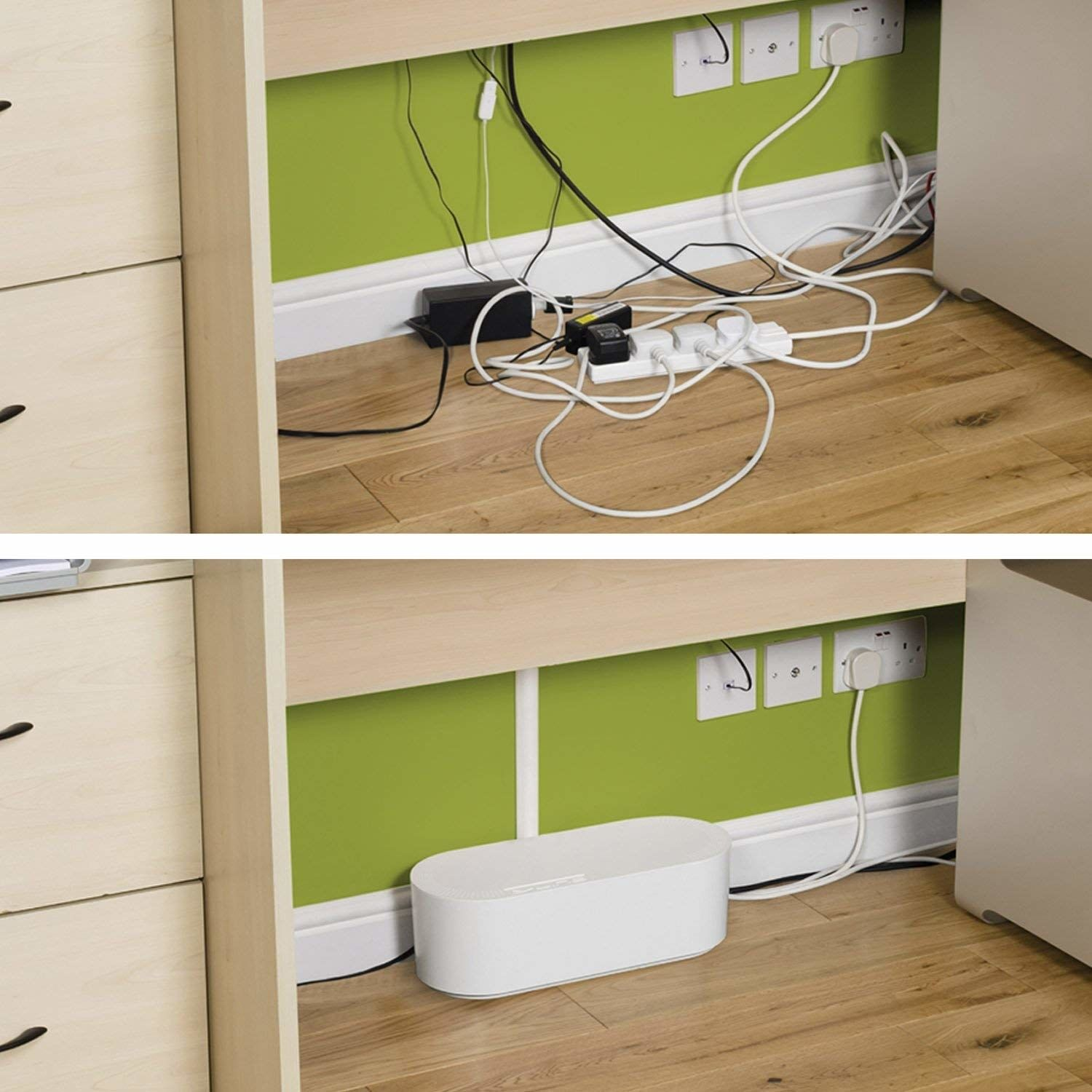 27 Useful Products That Might Just Help You Organise Your Entire Life Cable Tidy Ideas Cable Management Diy Tidying