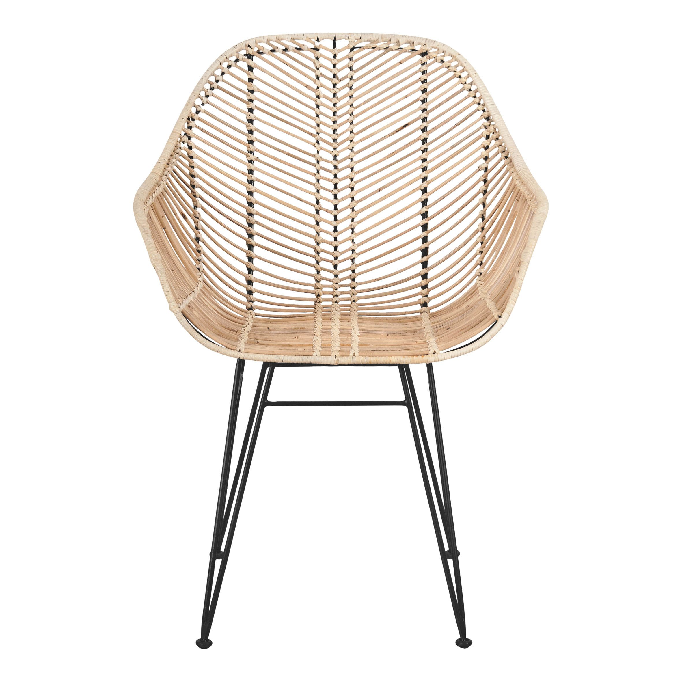 Zulu Chair Natural The Family Love Tree Chair Occasional Chairs Wicker Chair