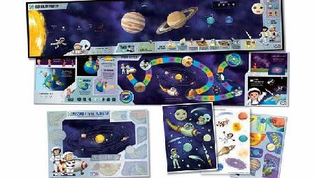 Leapfrog leapreader discovery set interactive solar system works leapfrog leapreader interactive solar system discovery set works with tag toys games gumiabroncs Gallery