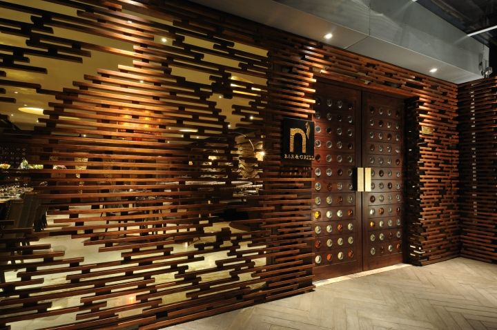 N Bar Grill By Sumessh Menon Associates Mumbai India Retail Design