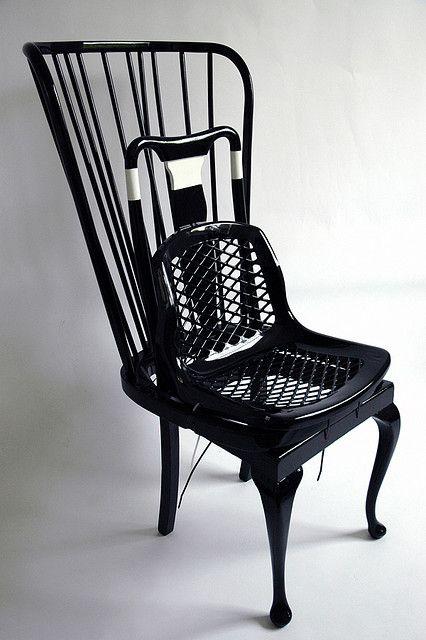custom made chairs | Chair, Cool chairs, Funky chairs