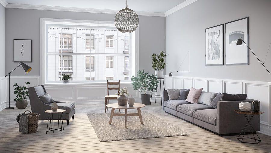Photo of Rainbow Color Palette Of Scandinavian Living Room New Modern Scandinavian Living Room Interio…
