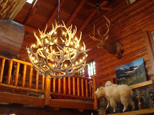 Antler chandelier humblest of abodes pinterest antlers antler chandelier aloadofball Image collections