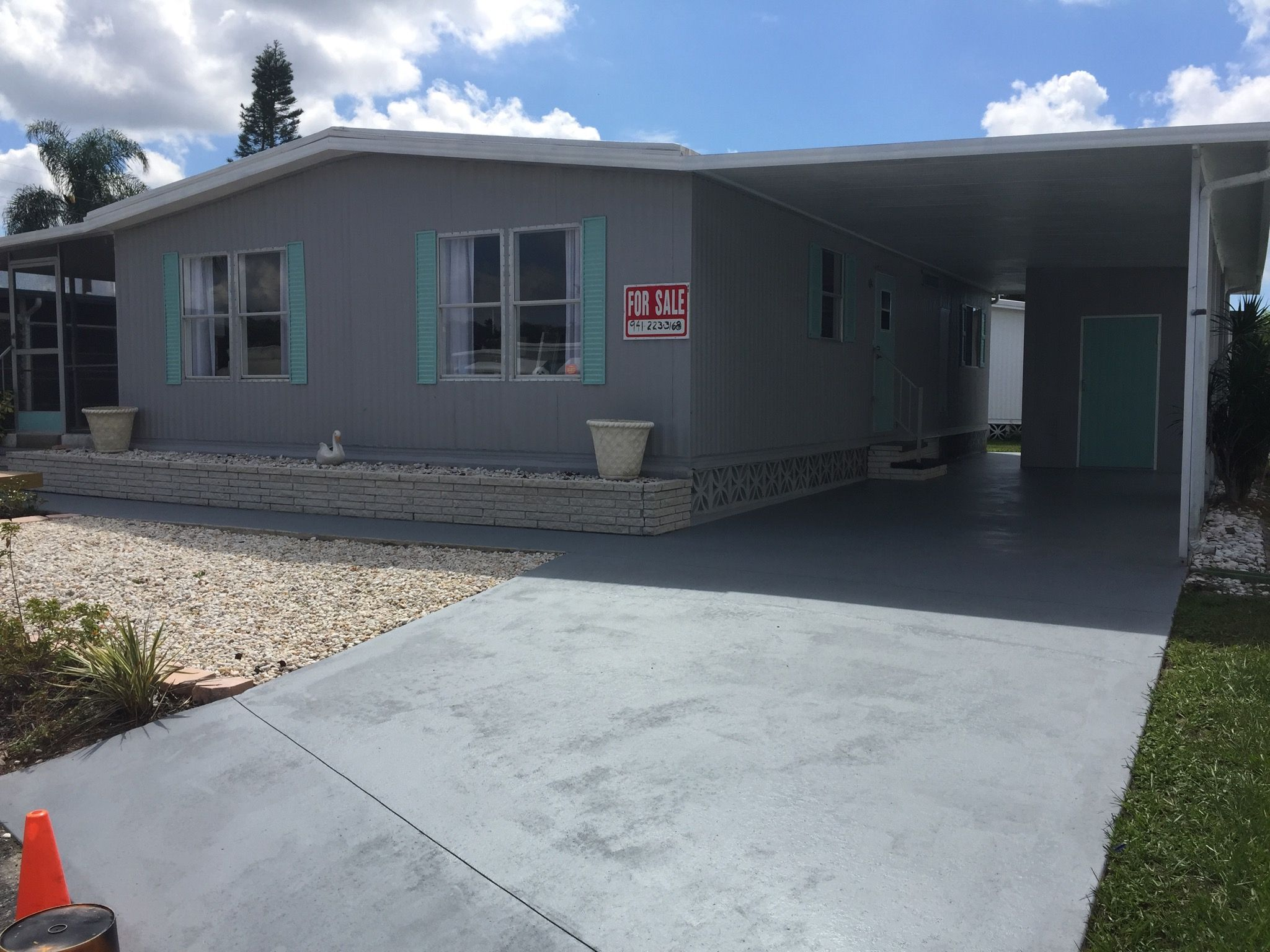 Mobile Manufactured Home In Venice Fl Via Mhvillagecom Bay