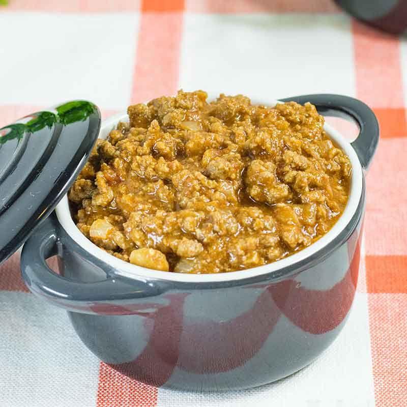 Keto Chilli Con Carne Spicy Hearty Ground Beef Recipe No Beans Recipe Keto Recipes Dinner Beanless Chili Recipe Ground Beef Recipes