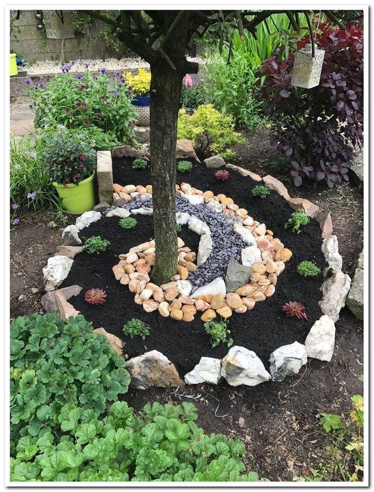 Photo of 44 magische Ideen für die Gestaltung von Seitengärten und Hinterhofkiesgärten …