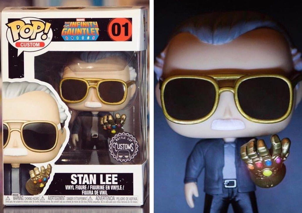 Stan Lee Pop Vinyl Exclusive Guardians of the Galaxy #2