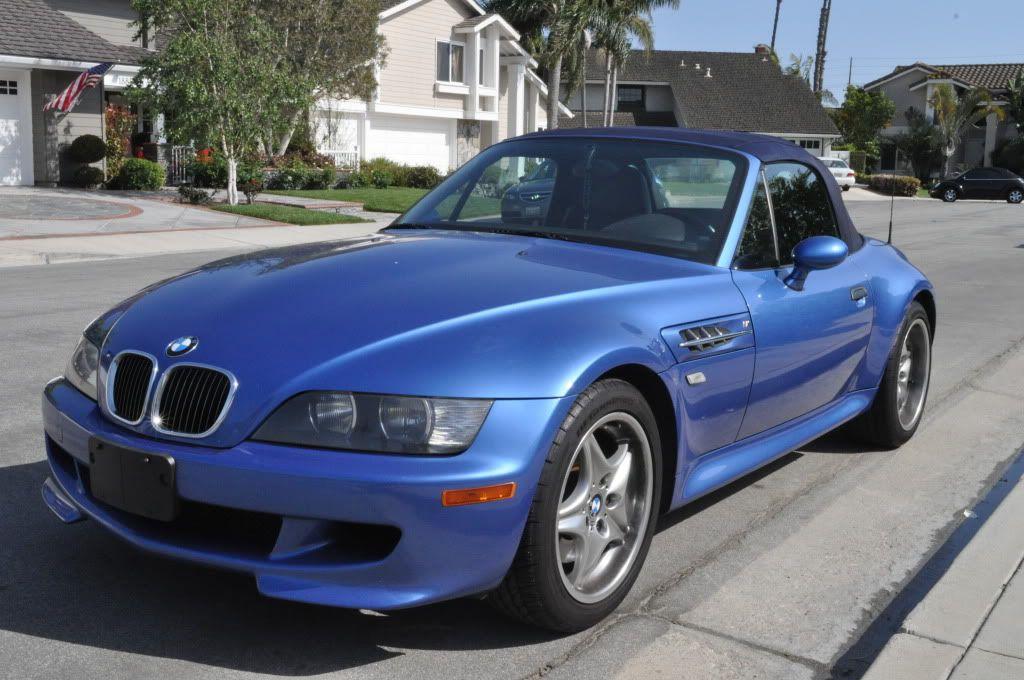2000 BMW M3 Roadster