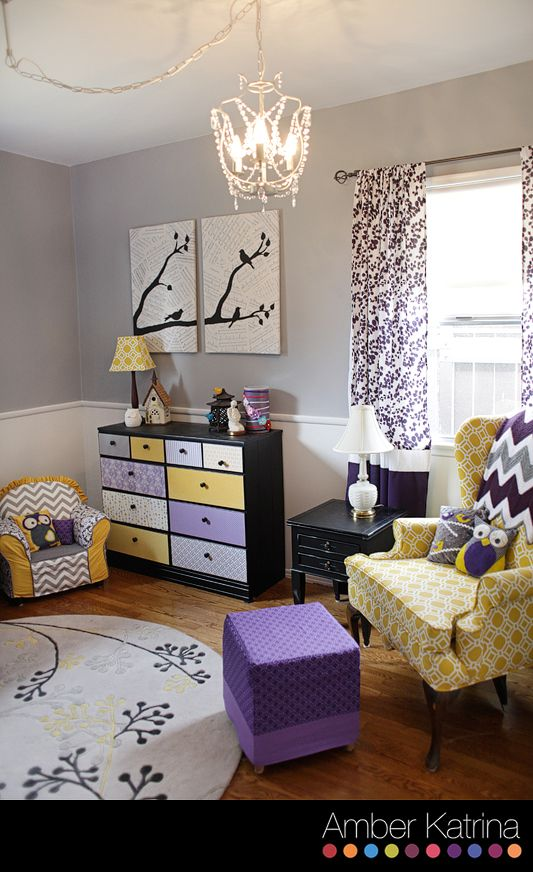 Love the dresser drawers and chandeler