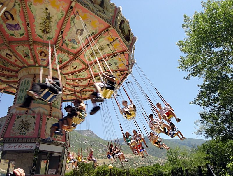 Blogging From The Road - Lagoon Amusement Park | Parks, Utah and ...