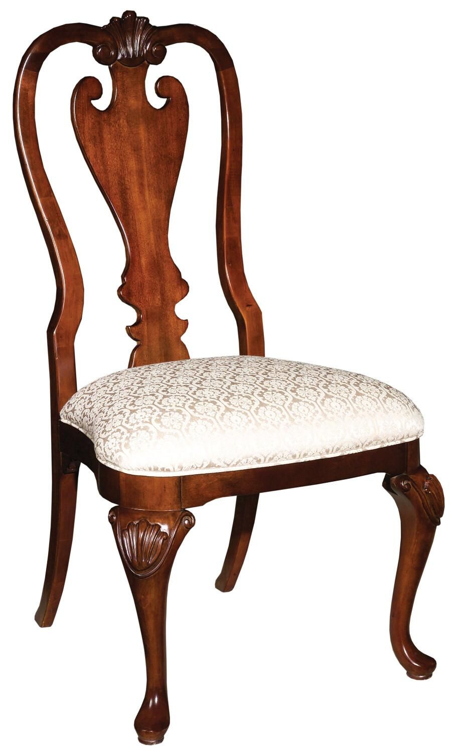 Awesome Carriage House Queen Anne Side Chair By Kincaid Furniture