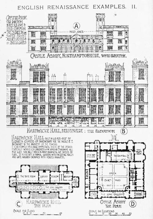 english renaissance exles a history of architecture on