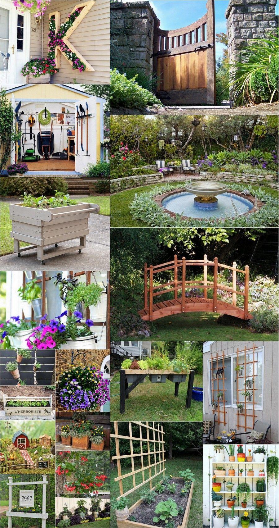 Dream Garden Decor Ideas   Dream garden, Gardens and Garden ideas