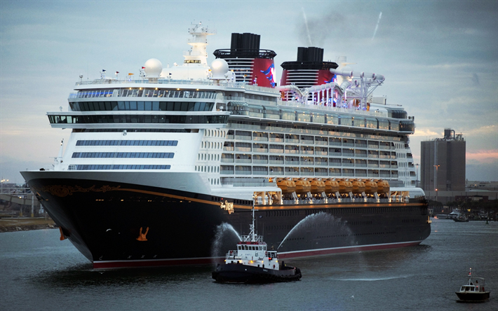 Download Wallpapers Disney Dream Cruise Liner Luxury Ship - The dream cruise ship disney