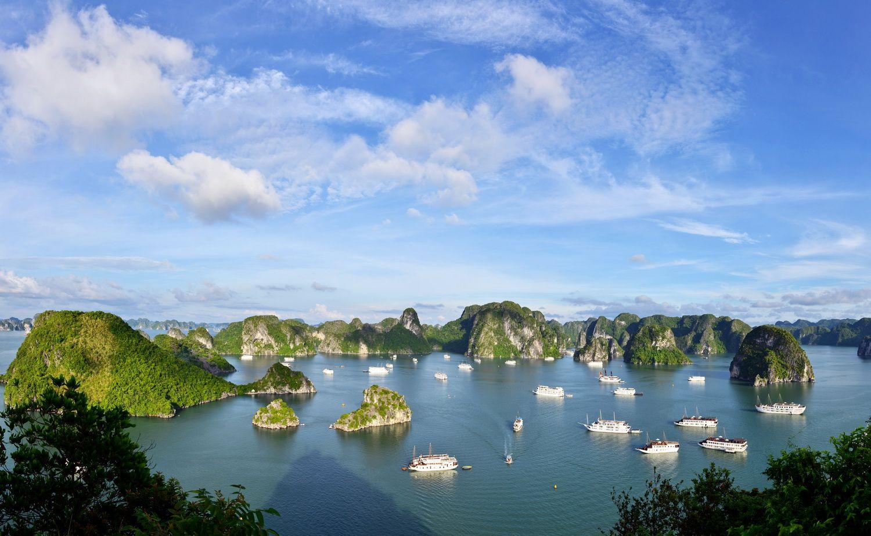Vịnh Hạ Long Ha Long Bay Tại Thanh Phố Hạ Long Tỉnh Quảng Ninh Du Lịch Tours Yakushima