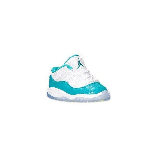 Niñas Niño De Aire Jordan Retro 11 Zapatos Bajos De Baloncesto