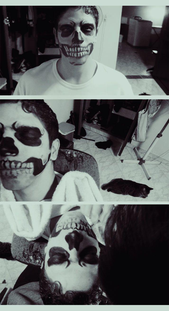 Experimento Ripo. Make up by Niña Gato