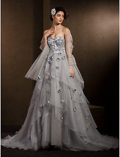 Vestido de Boda Plata @ Vestidos de Novia Blog | Vestidos de Novia ...
