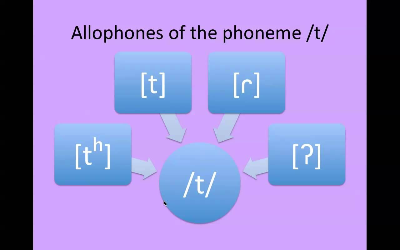 This Video Describes What Phonology Is