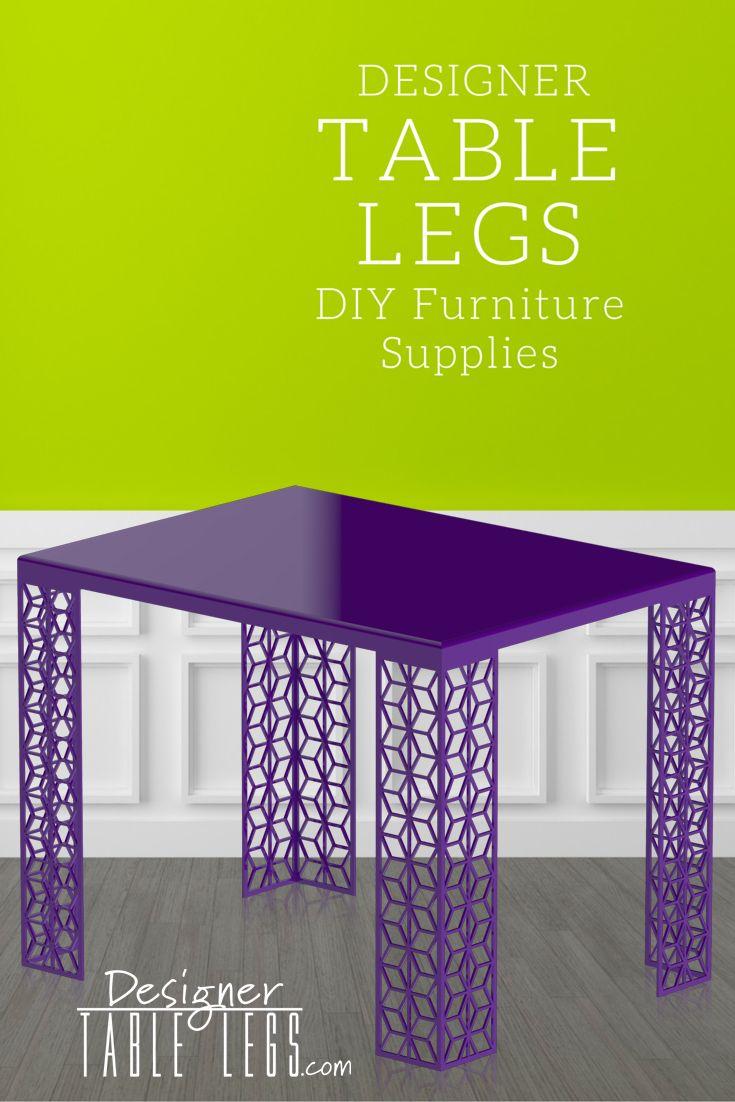 Casablanca Star Purple Table Legs Ikea Hacks Diy Furniture  # Ikea Casablanca