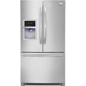 Pin on Stainless Steel French Door Refrigerators