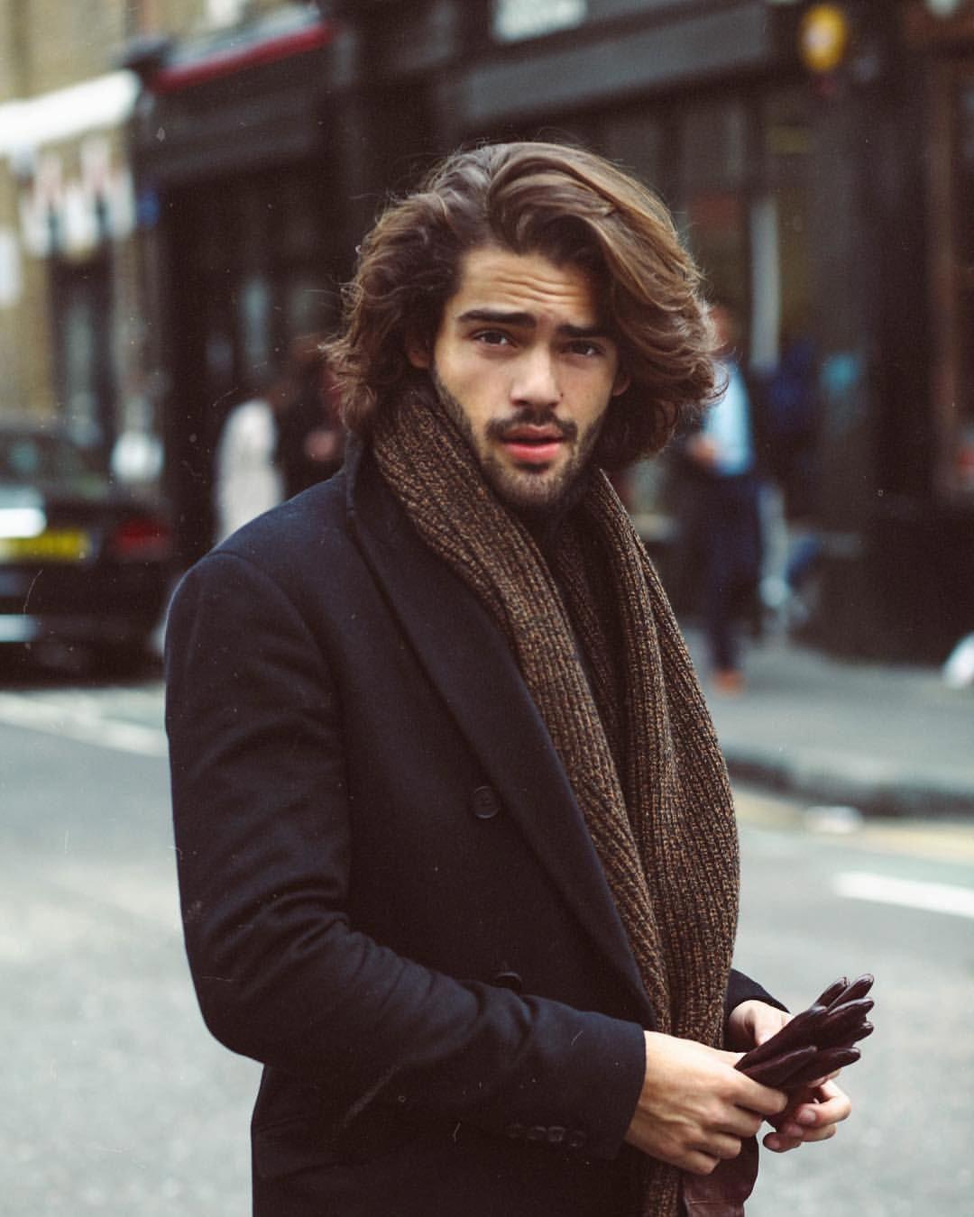 50 coiffures longues majestueuses pour les hommes qui font du sport avec dignité   – My style
