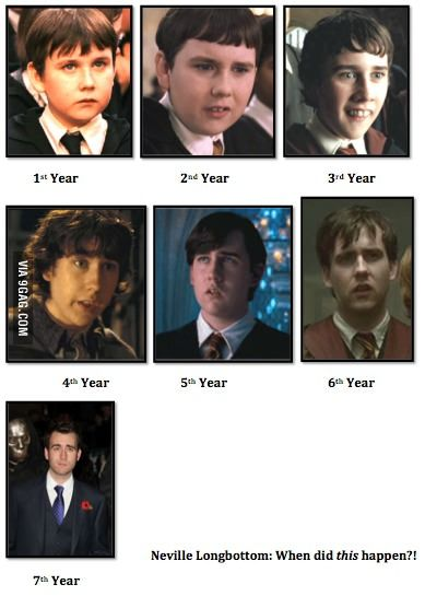 Neville Longbottom When Did This Happen Longbottom Harry Potter Harry Potter Universal Neville Longbottom