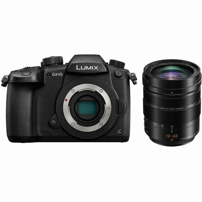 Panasonic Lumix Dc Gh5 English Only With 12 60mm Lens Kit Stock In Eu Authenti Digital Camera Panasonic Lumix Panasonic